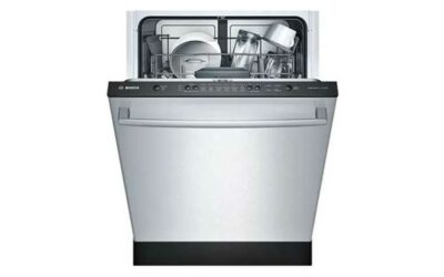 Bosch Ascenta SHX3AR75UC Dishwasher Review
