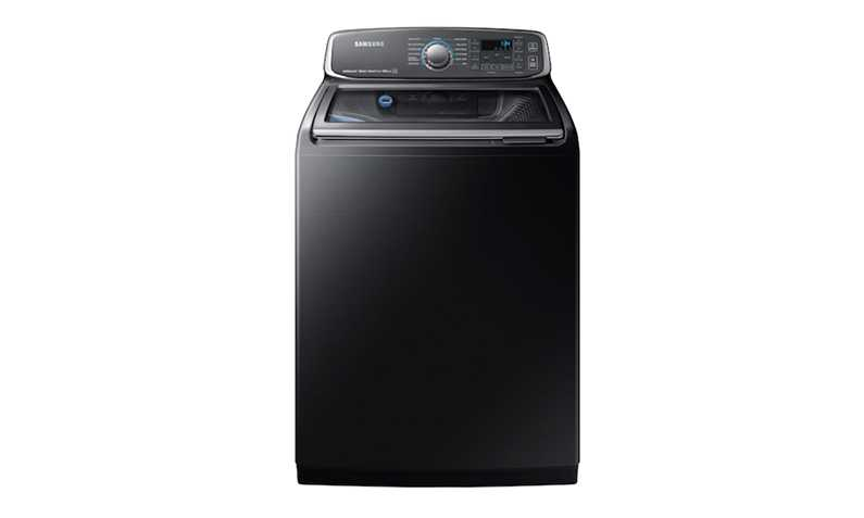 Samsung WA52M7750AV Top Load Washer Full Review