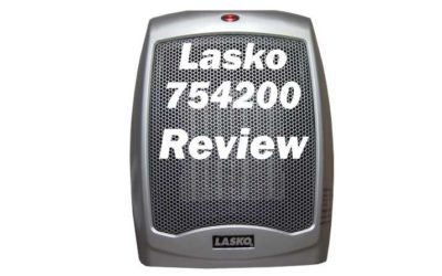 Lasko 754200 Ceramic Heater Review