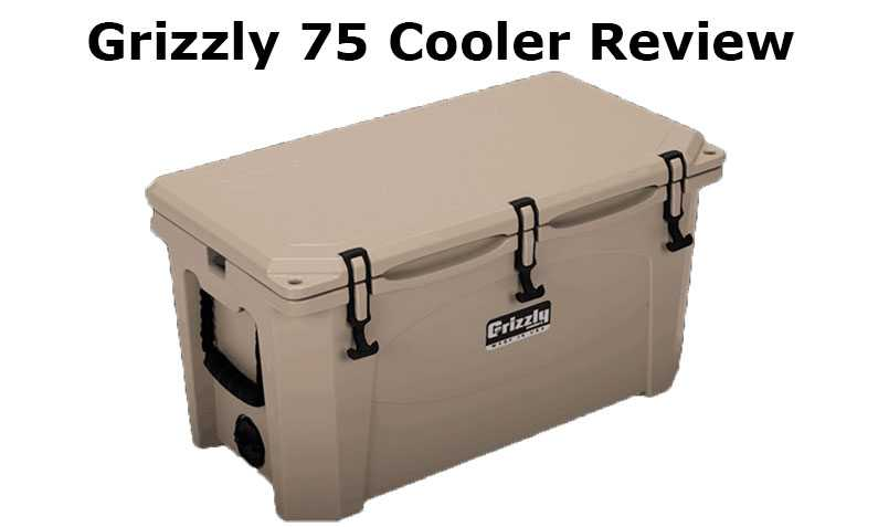 Grizzly 75 Cooler Review