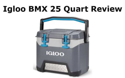 Igloo BMX 25 Review