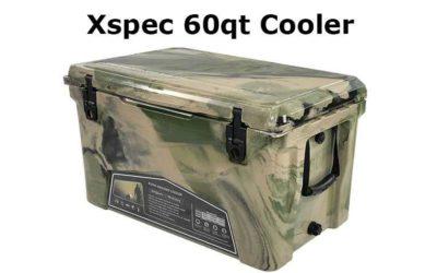 Xspec 60qt Cooler Review