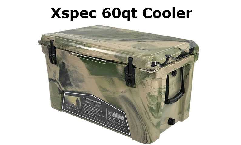 Xspec 60qt Cooler Review