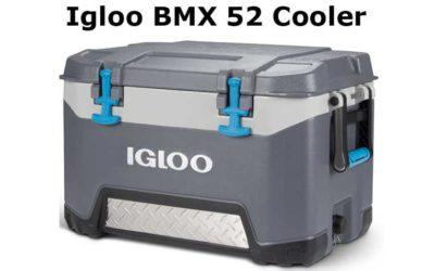 Igloo BMX 52 Cooler Review