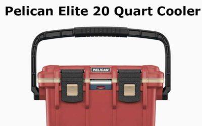 Pelican Elite 20 Quart Cooler Review