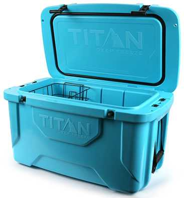 Titan Deep Freeze 55qt Cooler