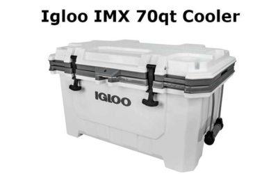 Igloo IMX 70qt Cooler Review