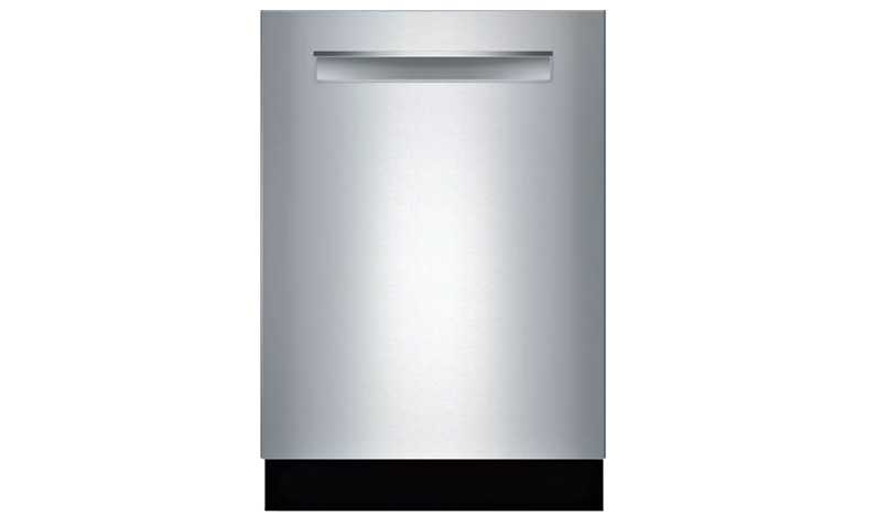 This is Bosch SHPM88Z75N 800 Series Fully Integrated Built-In Dishwasher