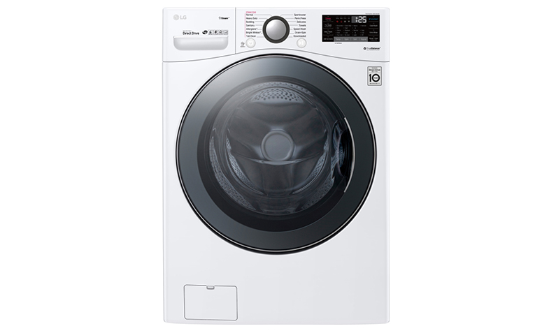 LG WM3900HWA Front Load Washer Review